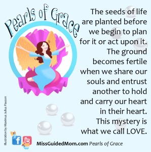 seeds of life planted, birth, pregnancy, grace, God, spirituality, family, marriage, love