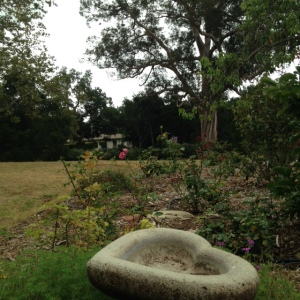Immaculate Heart Center for Spiritual Renewal gardens