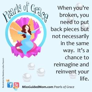 divorce, present, reimagine,  reinvent, life, spiritual, grace, Christian