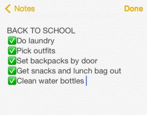 school routine, back to basics, back to school, morning routine, working mom, children