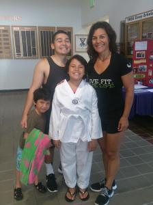 active, family, Celia de la Loza