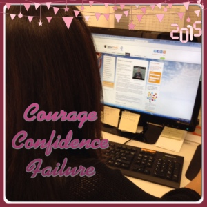 courage, confidence, failure, career, single mom, working mother
