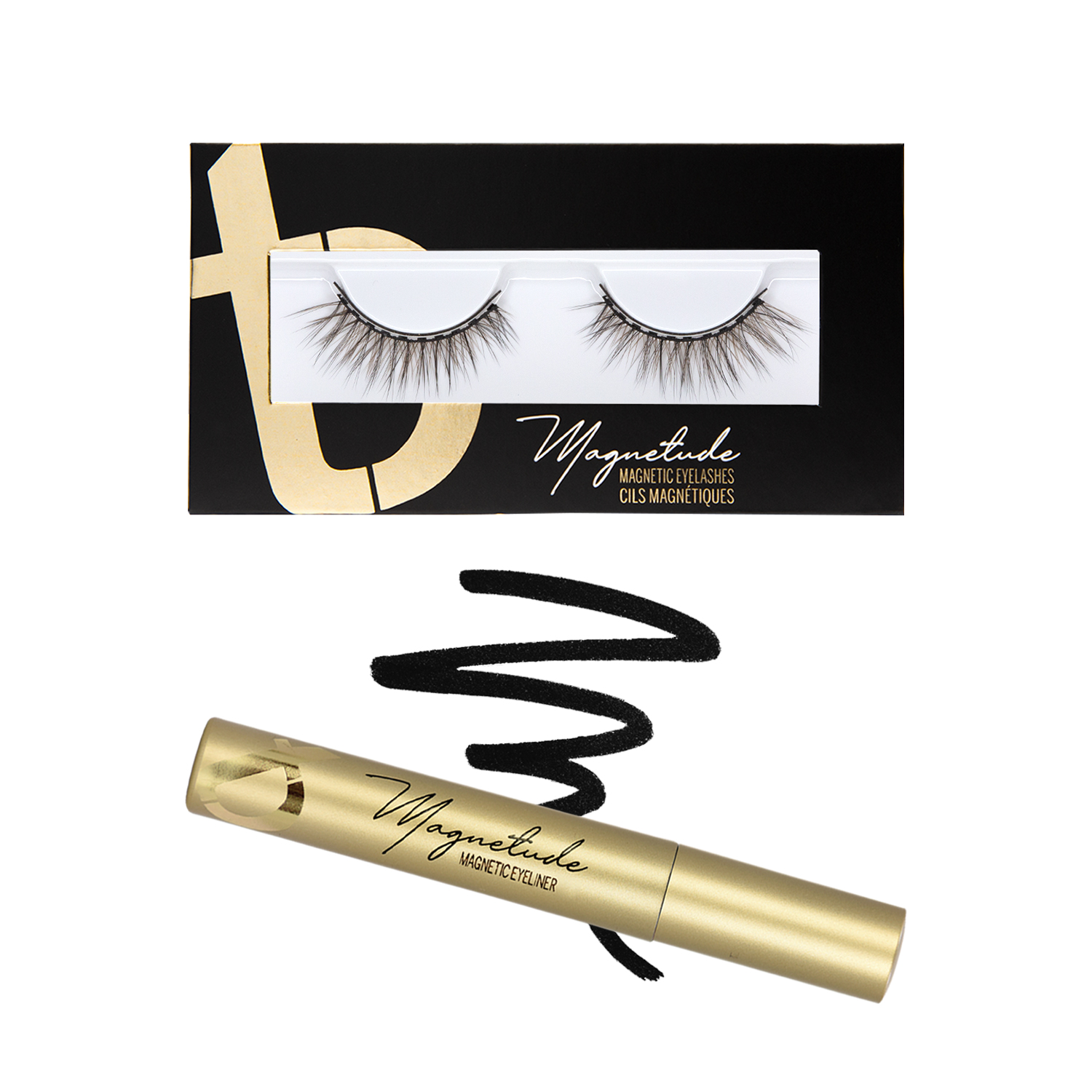 Coffee House Bundle lashes and mascara